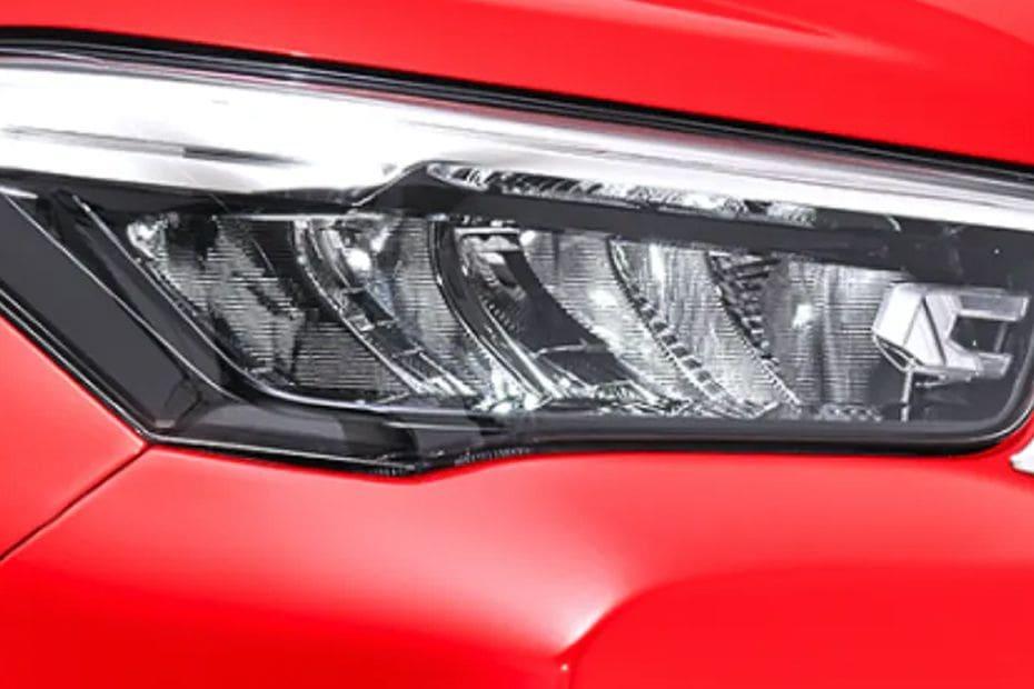 Daihatsu Rocky Headlight