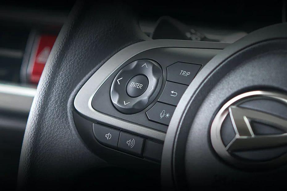 Daihatsu Rocky Multi Function Steering