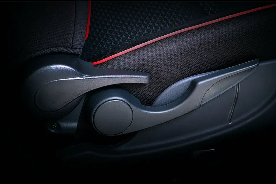 Daihatsu Rocky Seat Adjustment Controllers